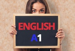 Английски език, начално ниво А1, 100 уч. ч., началнa датa декември, УЦ Сити!