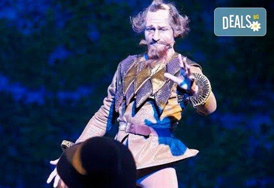 Гледайте Дон Кихот - балет по музика на Лудвиг Минкус с участието на гост-звездата на Кремълския балет - Егор Мотузов, 14.12. от 19 часа - Снимка 5