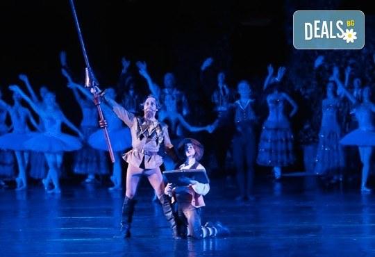 Гледайте Дон Кихот - балет по музика на Лудвиг Минкус с участието на гост-звездата на Кремълския балет - Егор Мотузов, 14.12. от 19 часа - Снимка 4