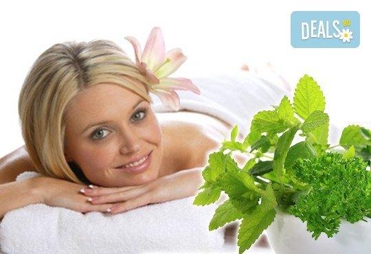 Масажът е здраве! Дълбокотъканен масаж на цяло тяло при рехабилитатор в комбинация с немски билкови масла KräuterhoF в Студио за красота SUNCHITA! - Снимка 1