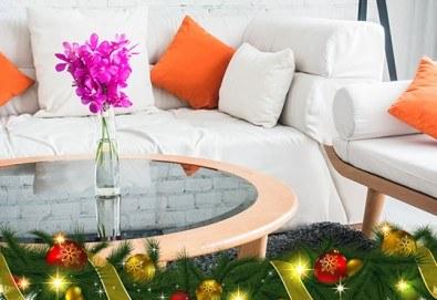 Коледно настроение с празнична отстъпка за почистване на Вашия дом или офис до 80 кв.м от QUICKCLEAN! - Снимка