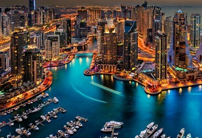 За Свети Валентин - на плаж и шопинг в Дубай! 7 нощувки със закуски в Hotel City Max Al Barsha 3*, самолетен билет, летищни такси и трансфери! - Снимка