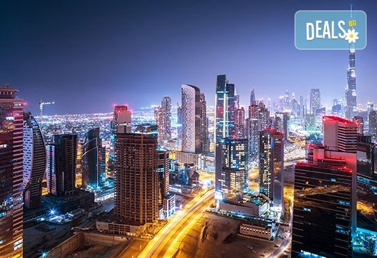 За Свети Валентин - на плаж и шопинг в Дубай! 7 нощувки със закуски в Hotel City Max Al Barsha 3*, самолетен билет, летищни такси и трансфери! - Снимка 8