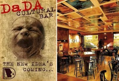 Билет за тематично коледно парти Кажи Да с арт игри за напреднали и много изненади в клуб DADA Cultural Bar - Снимка