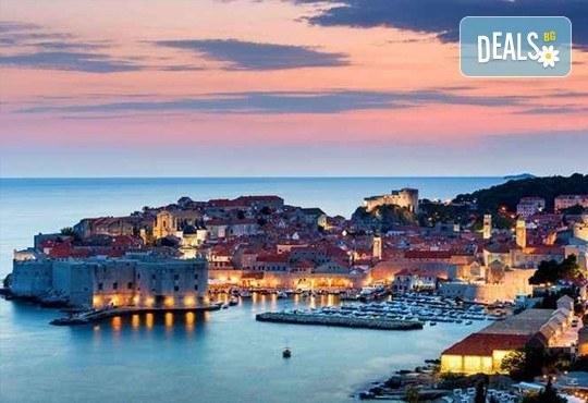 Eкскурзия до Дубровник и Адриатическото крайбрежие! 3 нощувки, закуски и вечери в хотел 2/3*, транспорт и програма! - Снимка 1
