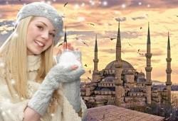 През декември в Истанбул, Турция: 2 нощувки със закуски 4*, транспорт и програма