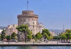 През декември в Солун за ден с транспорт, екскурзовод и панорамна обиколка