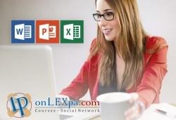 Oнлайн курс за работа с Word, Excel и PowerPoint, onLEXpa.com