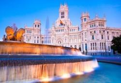 Самолетна екскурзия до Мадрид, дата по избор: 3 нощувки със закуски, самолетен билет