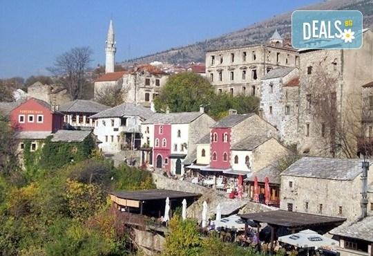 Ранни записвания за екскурзия до Сараево и уникалните Босненски пирамиди! 2 нощувки със закуски в хотел 2/3*, транспорт и програма! - Снимка 3