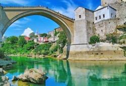 Екскурзия до Сараево и Босненските пирамиди: 2 нощувки със закуски в хотел 2/3*, транспорт