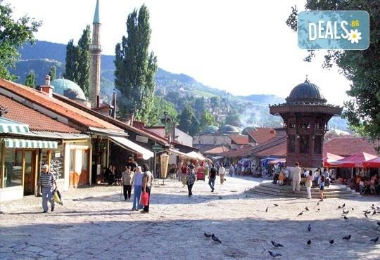 Ранни записвания за екскурзия до Сараево и уникалните Босненски пирамиди! 2 нощувки със закуски в хотел 2/3*, транспорт и програма! - Снимка 5