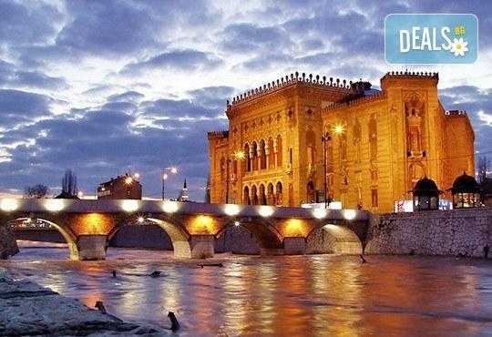 Ранни записвания за екскурзия до Сараево и уникалните Босненски пирамиди! 2 нощувки със закуски в хотел 2/3*, транспорт и програма! - Снимка 2