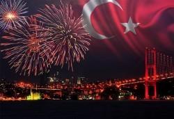 Нова година в Истанбул: 2 нощувки със закуски в хотел Ikbal delux 4* и транспорт