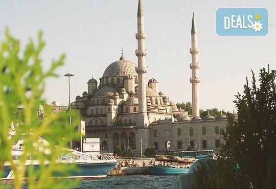 Уикенд екскурзия до Истанбул, с Дениз Травел! 2 нощувки със закуски, в хотел Beyaz Kugu 3*, транспорт и бонус програма! - Снимка 1