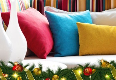 Празнична оферта за основно почистване на Вашия дом до 100 кв.м от QUICKCLEAN! - Снимка