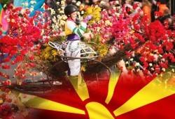 На Карнавал през февруари в Струмица, Македония: транспорт и програма