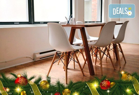 Основно почистване на офиси или магазини до 100 кв.м, 120 кв.м, 150 кв.м, по избор на специална цена от QUICKCLEAN! - Снимка 1