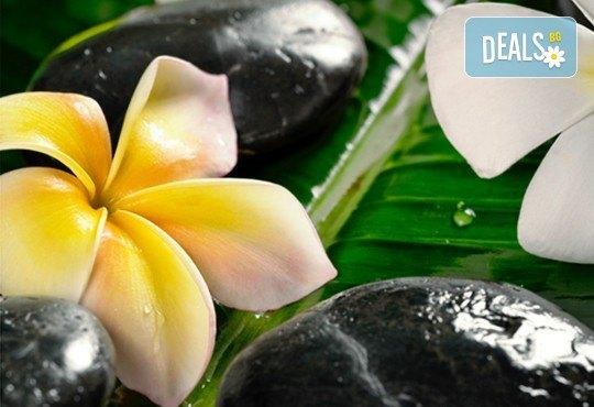 Отърсете се от грижите с японска Zen терапия на цяло тяло с топли камъни, жасмин и зелен чай само в студио Giro! - Снимка 2