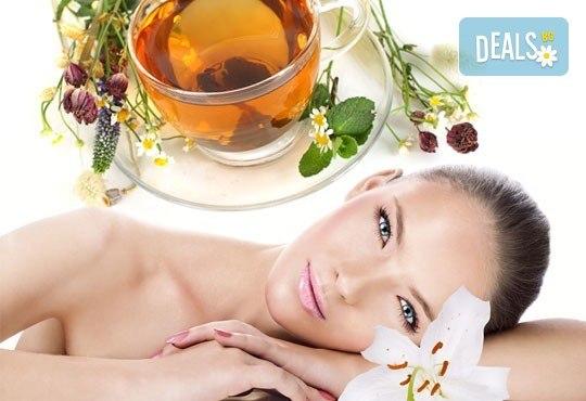 Отърсете се от грижите с японска Zen терапия на цяло тяло с топли камъни, жасмин и зелен чай само в студио Giro! - Снимка 3