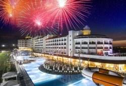 Нова година в Сиде! 4 нощувки на база Ultra All Inclusive в PORT RIVER HOTEL & SPA 5*, Гала вечеря, двупосочен билет, летищни такси и трансфери - Снимка