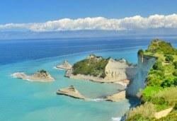 През 2017 на почивка на о. Корфу, Гърция: 4 нощувки със закуски и вечери, транспорт