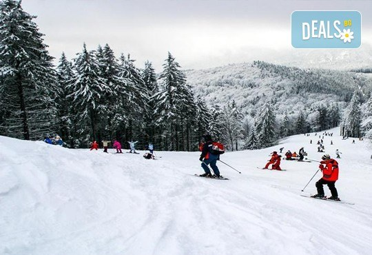 На ски в Румъния през януари! 4 нощувки със закуски в Мареа Неагра 3* в Синая и транспорт - Снимка 2
