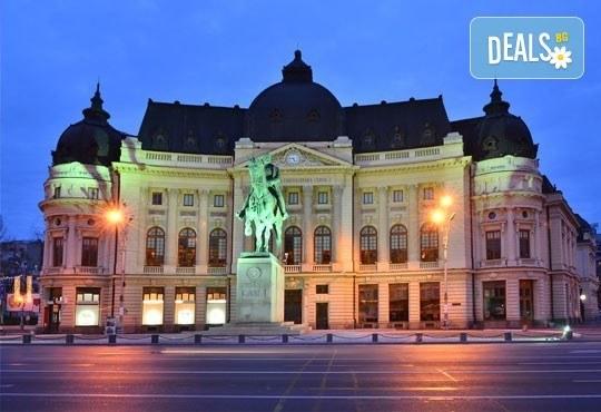 До Букурещ и Трансилвания през март или май! 2 нощувки със закуски и транспорт, посещение на Пелеш, Пелишор, Бран и замъка на Дракула - Снимка 5