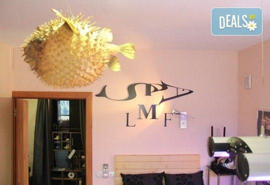 Поглезете се с 15 или 30-минутна СПА терапия за ходила с рибки Garra Rufa от LMF SPA FISH STUDIO! - Снимка 7