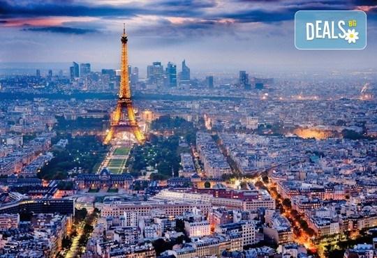 През април/май до Париж, Виена, Женева и Милано: 8 нощувки със...