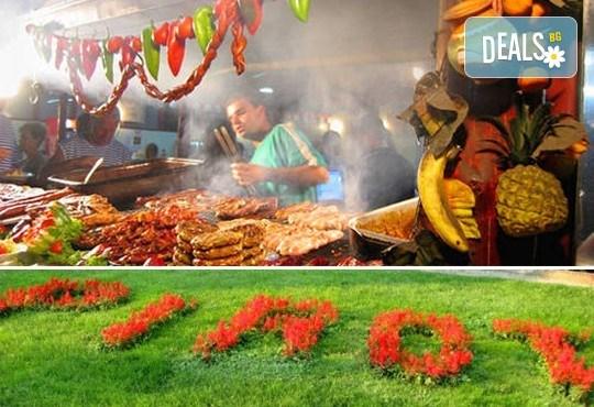 Еднодневна екскурзия за Кулинарния фестивал Пеглана Колбасица в Пирот! Водач и транспорт от Плевен и София! - Снимка 1