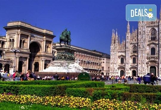 Отпразнувайте 8-ми март в Милано! 2 нощувки със закуски в хотел 3*, самолетен билет, летищни такси, трансфери и богата програма - Снимка 9