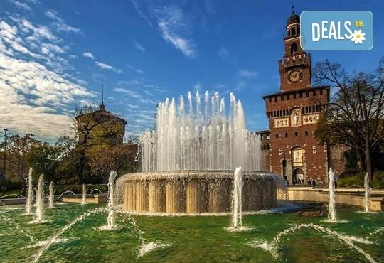 Отпразнувайте 8-ми март в Милано! 2 нощувки със закуски в хотел 3*, самолетен билет, летищни такси, трансфери и богата програма - Снимка 11