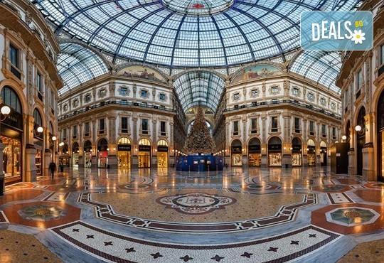 Отпразнувайте 8-ми март в Милано! 2 нощувки със закуски в хотел 3*, самолетен билет, летищни такси, трансфери и богата програма - Снимка 3