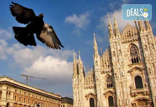 Отпразнувайте 8-ми март в Милано! 2 нощувки със закуски в хотел 3*, самолетен билет, летищни такси, трансфери и богата програма - Снимка 2