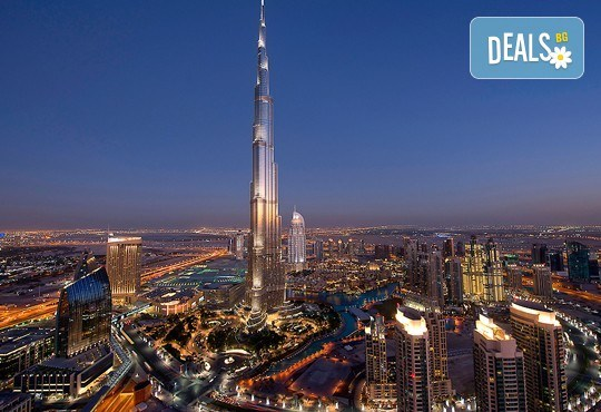 Last minute! Нова година в Дубай на супер цена! Пакетна цена за 8 дни, 7 нощувки със закуски, самолетен билет, трансфери - Снимка 17