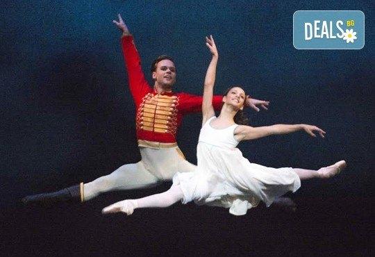 Ексклузивно в Кино Арена! Потопете се в магията на балета Лешникотрошачката на Ковънт Гардън! Прожекции на 04.01, 07.01. и 08.01. в страната! - Снимка 2