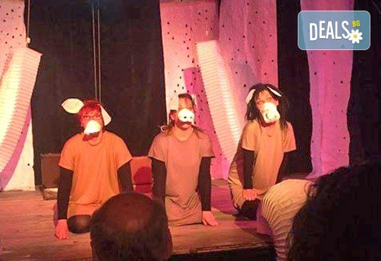 Да бъда или не ? Гледайте смешната изповед на седем актьора, на 17.01. от 19ч, в Театър Сълза и Смях, камерна сцена! Билет за един - Снимка 6