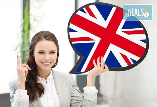 Разговорен курс по английски с англичанин за завършили нива А2, В1 или В2 от Учебен център MGM/Ем Джи Ем - Снимка 3