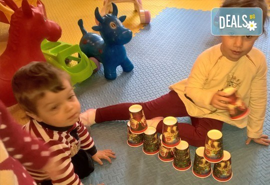 Спокойствие за Вас и забавление за Вашето дете! Специално предложение за почасова грижа за деца от център за ранно детско развитие Първите 5! - Снимка 3
