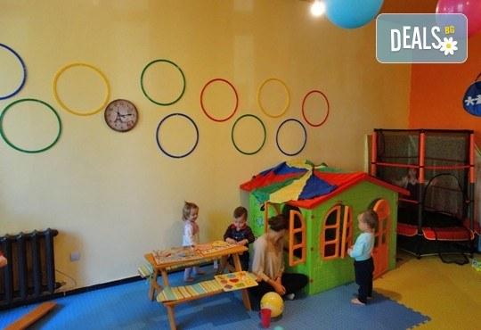 Спокойствие за Вас и забавление за Вашето дете! Специално предложение за почасова грижа за деца от център за ранно детско развитие Първите 5! - Снимка 8