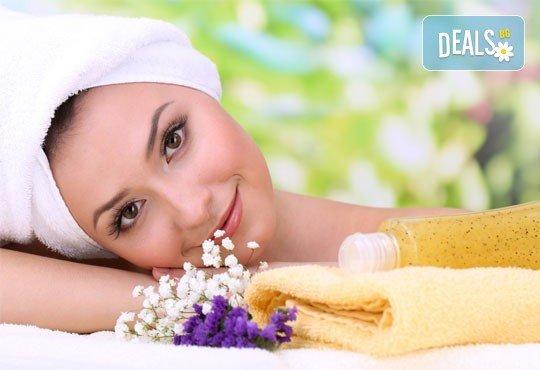 Поглезете се с класически, тонизиращ или релаксиращ масаж на цяло тяло с етерични масла във VALERIE BEAUTY STUDIO - Снимка 1