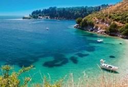 Ранни записвания за мини почивка на остров Корфу! 4 нощувки със закуски и вечери в хотел 2/3*, транспорт и програма! - Снимка