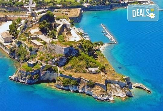 Мини почивка на остров Корфу, 4 нощувки със закуски и вечери в хотел 2/3*, транспорт и програма! - Снимка 2