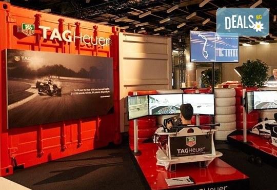 Екскурзия до Motor Show 2017 в Женева и Музея Ferrari в Маранело, с Дари Травел! 2 нощувки със закуски, самолетни билети и екскурзовод - Снимка 9