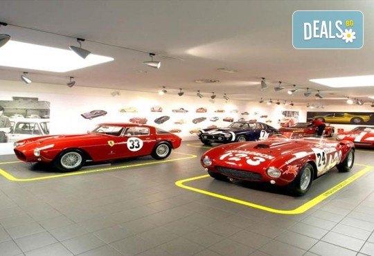 Екскурзия до Motor Show 2017 в Женева и Музея Ferrari в Маранело, с Дари Травел! 2 нощувки със закуски, самолетни билети и екскурзовод - Снимка 3