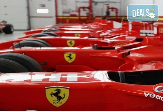 Екскурзия до Motor Show 2017 в Женева и Музея Ferrari в Маранело, с Дари Травел! 2 нощувки със закуски, самолетни билети и екскурзовод - Снимка 11