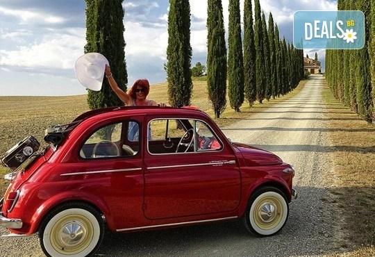 Екскурзия до очарователната Тоскана през март с Дари Травел! 4 нощувки със закуски и 3 вечери в хотели 3*, транспорт със самолет и автобус - Снимка 1