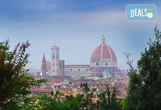 Екскурзия до очарователната Тоскана през март с Дари Травел! 4 нощувки със закуски и 3 вечери в хотели 3*, транспорт със самолет и автобус - Снимка 2