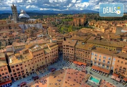 Екскурзия до очарователната Тоскана през март с Дари Травел! 4 нощувки със закуски и 3 вечери в хотели 3*, транспорт със самолет и автобус - Снимка 23